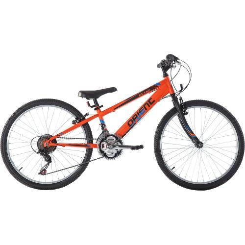 Ποδήλατο βουνού Orient Snake 24'' 2021πορτοκαλι