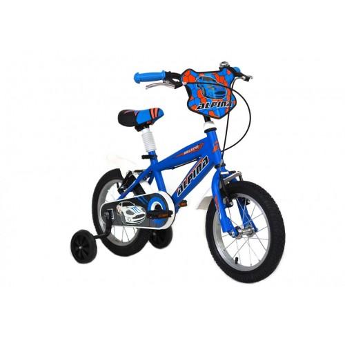 Ποδήλατο παιδικό Alpina Boys 14'' 2021 RED