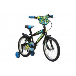 Ποδήλατο παιδικό Alpina Boys 16'' 2021 μαυρο