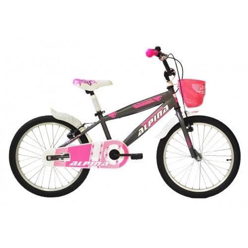 Ποδήλατο παιδικό Alpina Girls 20 2021 PINK