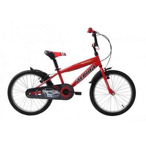 Ποδήλατο παιδικό Alpina Boys 20'' 2019  RED