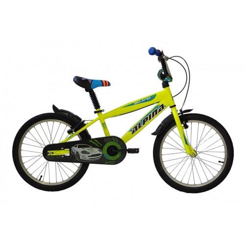 Ποδήλατο παιδικό Alpina beleno Boys 20'' 2021  κιτρινο