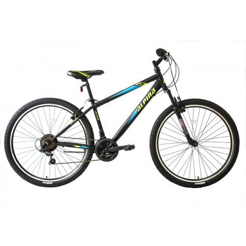 Ποδήλατο Alpina Alpha S MTB 27.5x17 Μαύρο-Πράσινο
