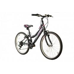 Alpina Alpha MTB 24x12 Μαύρο-Ροζ