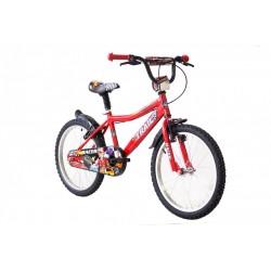 Ποδήλατο παιδικό Alpina Racer 20''κοκκινο