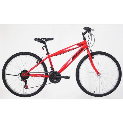 Ποδήλατο MTB ALPINA ALPHA 26″ MAN 21 ΤΑΧΥΤΗΤΕΣ
