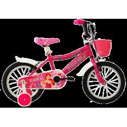 Ποδήλατο παιδικό Alpina trail 18''ροζ
