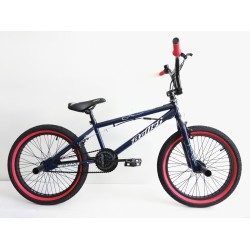 Ποδήλατο Bmx Bullet Bora 20'' Freestyle Blue