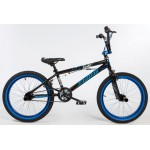 Ποδήλατο Bmx Bullet Bora 20'' Freestyle Black-Blue