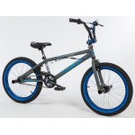 Ποδήλατο Bmx Bullet Bora 20'' Freestyle Grey-Blue