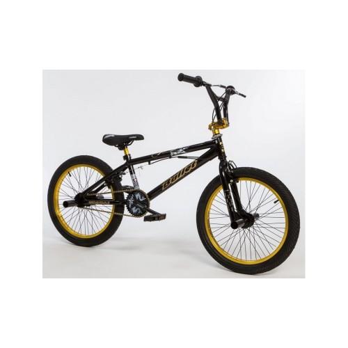 Ποδήλατο Bmx Bullet Bora 20'' Black-Gold