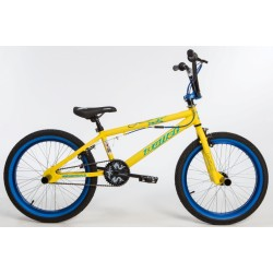 Ποδήλατο Bmx Bullet Bora Yellow 20''