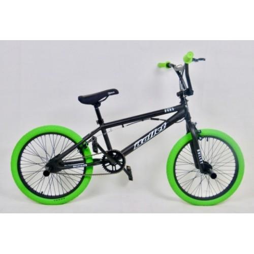 Ποδήλατο Bmx Bullet Bora 20'' Freestyle Green