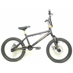 BULLET 20 BMX FREESTYLE ALUM. DISC ΜΑΥΡΟ-ΧΡΥΣΟ