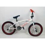 Ποδήλατο Bmx Bullet Bora 20'' Freestyle White-Red