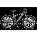 Ποδήλατο βουνού Carrera M9 2000 MD MTB 29x17 Ανθρακί-Πράσινο 2021