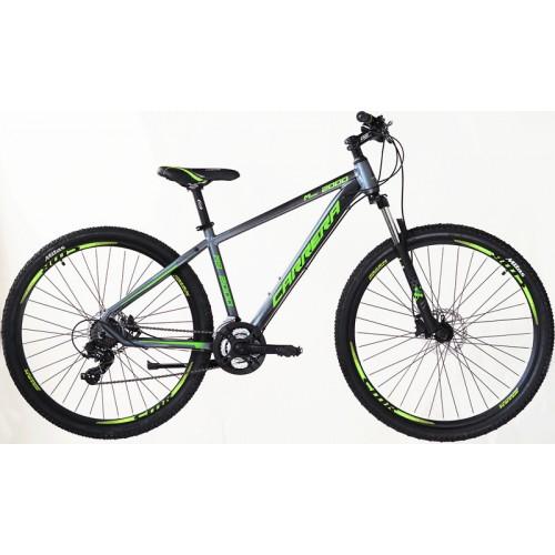 Ποδήλατο βουνού Carrera M9 2000 29 Grey/Green 2019