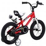 Ποδήλατο παιδικό ROYAL BABY Freestyle18'' ΚΟΚΚΙΝΟ