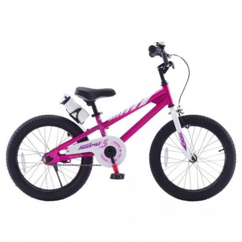 Ποδήλατο παιδικό ROYAL BABY Freestyle14' φουξια