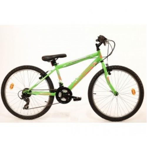 Ποδήλατο παιδικό Matrix Tirol 24'' green