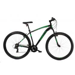 Ποδήλατο βουνού MATRIX 29 ZENITH BLACK MATT/GREEN