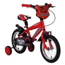 Ποδήλατο παιδικό Alpina Boys 12'' 2021  RED