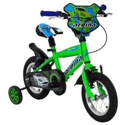 Ποδήλατο παιδικό Alpina Boys 18'' 2021 GREEN