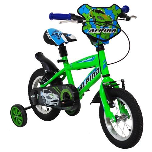 Ποδήλατο παιδικό Alpina Boys 18'' 2019 GREEN
