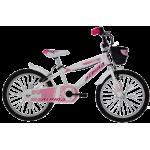 """Ποδήλατο παιδικό Alpina Girls 16"""" 2019 WHITE"""