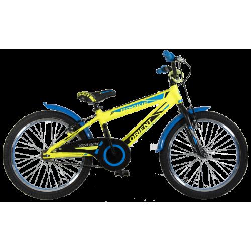 """Ποδήλατο ORIENT ROOKIE 20"""" YELLOW"""