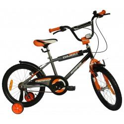 Ποδήλατο παιδικό molho bonanza bimbo 12'' ΠΟΡΤΟΚΑΛΙ κωδ.4012