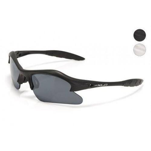 Γυαλιά ποδηλάτου XLC Sychellen Μαύρα