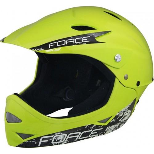Κράνος ποδηλάτου Force Downhill Full Face