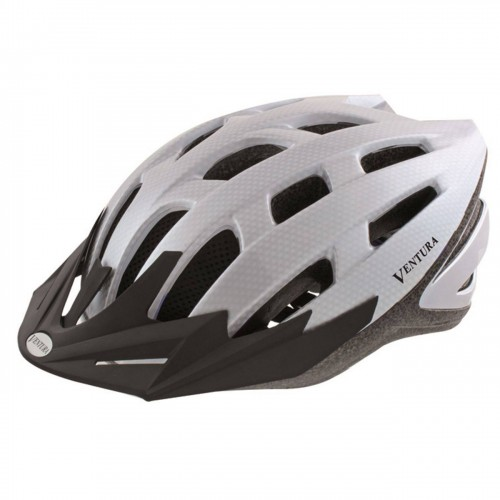 Κράνος ποδηλάτου Ventura με γείσο Carbon Look