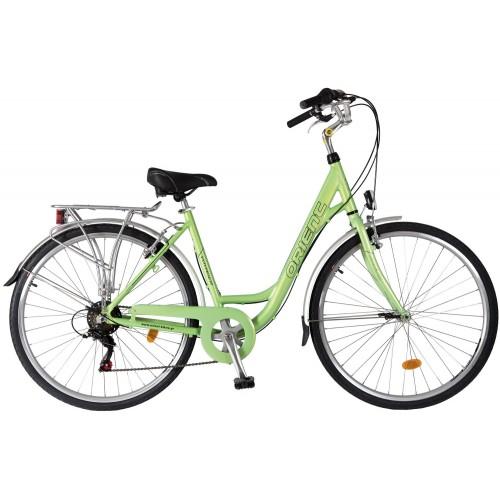 Ποδήλατο πόλης Orient Voyager Lady 28''151097 πράσινο