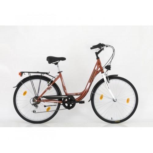Ποδήλατο Πόλης Force gemini 28''  lady