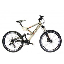 Cross Enduro 26'' fs
