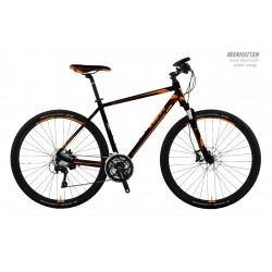 Ποδήλατο Trekking KTM Manhattan Hydraulic Disc Brakes 2015
