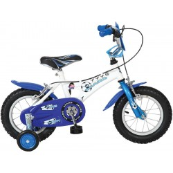 Ποδήλατο παιδικό Orient Mars 12'' Boy ΛΕΥΚΟ