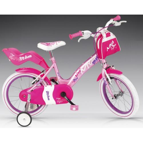 Ποδήλατο παιδικό MBM Mya 16'' Ρόζ