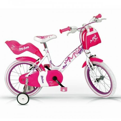 Ποδήλατο παιδικό MBM Mya 12'' Λευκό
