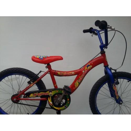 Ποδήλατο Bmx 20'' LA Bicycle SuperBoy