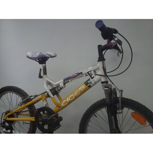 MTB FULL SUSPENSION CROSS 20''