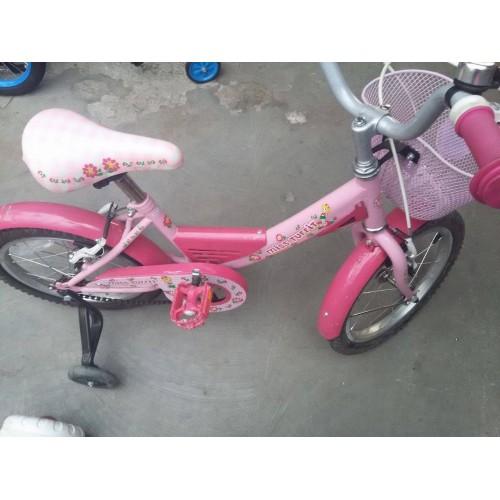 Ποδήλατο παιδικό Miss Tuffit 16''