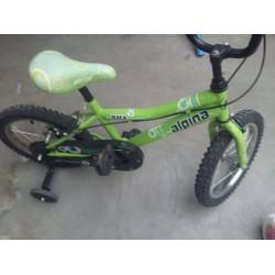 Ποδήλατο παιδικό alpina 16''