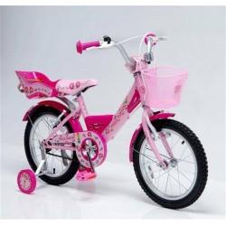 Ποδήλατο παιδικό Miss Tuffit 12''
