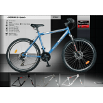 Ποδήλατο βουνού Matrix Morning F-Disc 26''