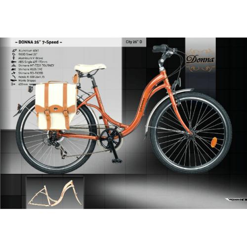 Ποδήλατο πόλης Matrix Donna 26''