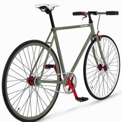Ποδήλατο πόλης MBM Double 2 Fixed Single Speed 28''