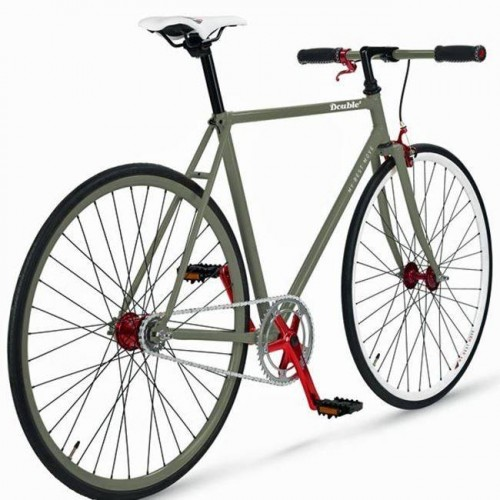 Ποδήλατο πόλης MBM Double 2 Fixed Single Speed 28''